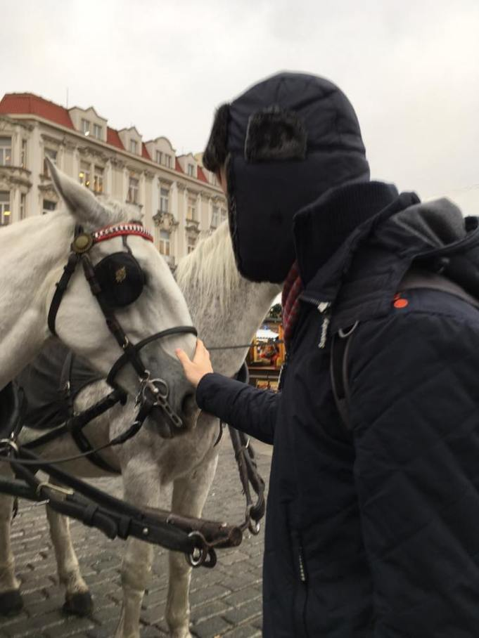 matthew-and-horse