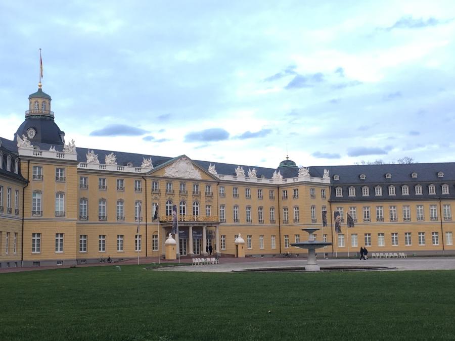 Southern Germany Trip Stuttgart And Karlsruhe Worldwide